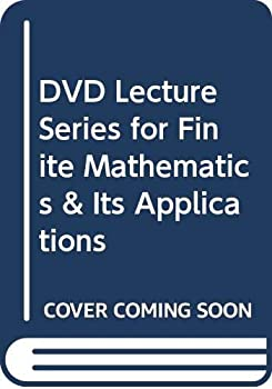 DVD Lecture Series for Finite Mathematics & Its Applications 0321577345 Book Cover