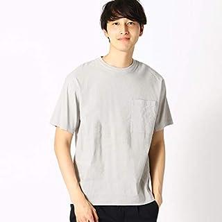 コムサイズムメンズ(COMME CA ISM) リネン ハイパワーストレッチ Tシャツ