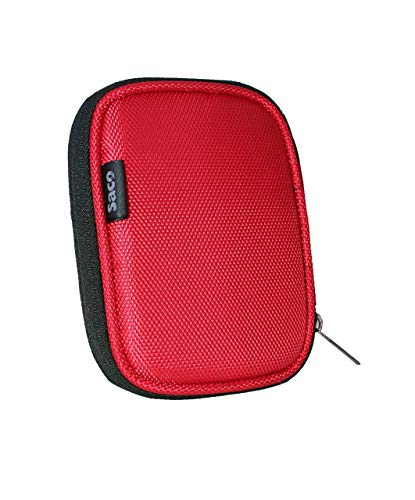 Saco Shock Proof External Hard Disk Case for WD My Passport 4TB...