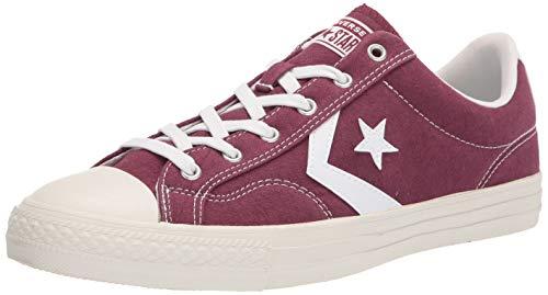Converse - Star Player Ox 161570C Burgundy, Taglia:51.5 EU