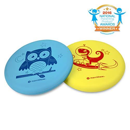 merrithew corporation Flying Espuma Disco para niños Pack de 2