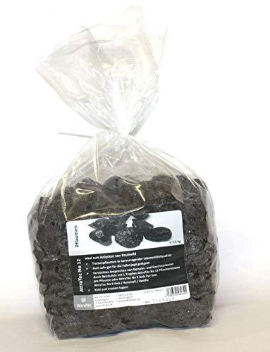ATTRATEC No. 12 ciruelas secas de 2,5 kg de Cebo para Caza de Depredadores y trampas.