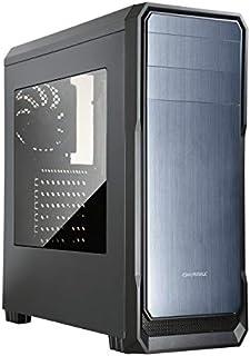 新登場ビジネスデスクトップパソコン 最新第9世代i5-9400 / 8GB / SSD480GB / スーパーマルチDVDドライブ/デュアルモニター&4K対応 / Windows10 pro/WPS Office/スリムモデル (Intel core i5モデル, ミドルタワー)