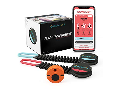 SkyBound Jump Games, Trampoline Activity Tracker, Comfortable...
