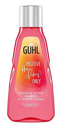 Guhl Energy & Repair Shampoo - Ideal für Unterwegs, Gastronomie, Hotel und Reisen - Hotellerie- und Reisegröße, 50 ml