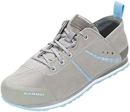 Mammut Women's Low Rise Hiking Boots , Neutral Grey Whisper , 6.5 US