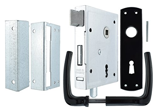 GAH-ALBERTS–Caja de cerradura Candado para PZ o BB