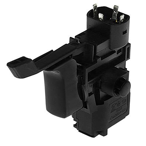 Schalter für Bosch Bohrmaschine Schlagbohrmaschine GBH 2-24 DFR,GAH 500 DSR,GBH 2 SR,GBH 2-24 DSR
