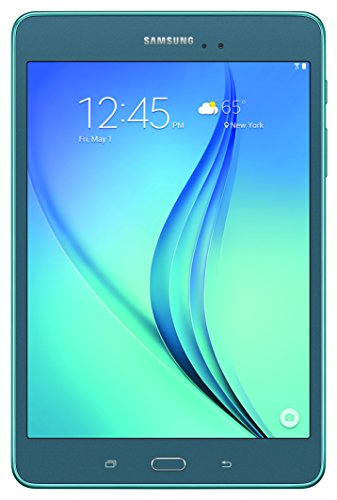 Samsung Galaxy Tab A 8'; 16 GB Wifi Tablet (Smoky Blue) SM-T350NZBAXAR