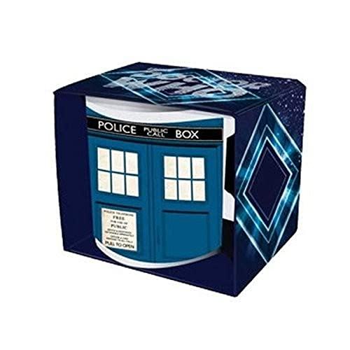 Doktor Who Becher - Tardis