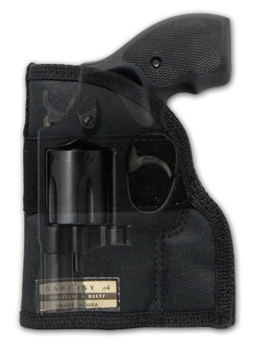 Barsony Nylon Gun Concealment Pocket Holster for EAA Windicator