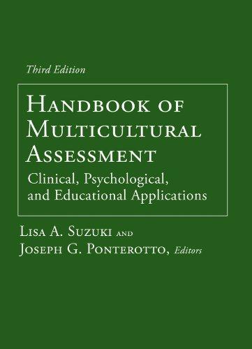 Handbook of Multicultural Assessment: Clinical,...