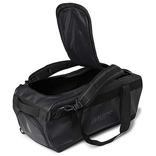 Musto 70L 70 Litre Capacity Duffel Bag - Black