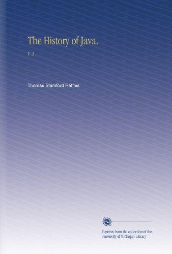 The History of Java.: V.  2