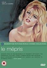 Contempt ( Le M??pris ) ( Il Disprezzo ) [ NON-USA FORMAT, PAL, Reg.2 Import - Great Britain ] by Brigitte Bardot