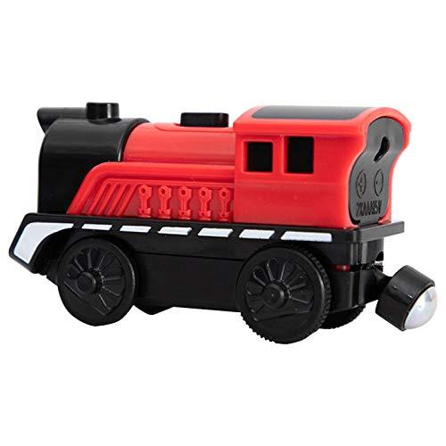 Kristy - Juguete para locomotora, diseño de tren de aventuras, ideal como regalo para los niños, aproximadamente 10 x 3,5 x 5 cm
