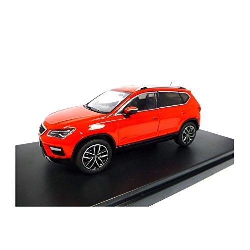 PremiumX IXO–Premium-x–prd583–Fahrzeug Miniatur–Seat Ateca–2016–Maßstab 1/43, rot