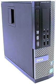 Dell Optiplex 9010 SFF Desktop PC - Intel Core i5-3470 3.2GHz 8GB 128GB SSD DVD-RW Windows 10 Professional (Renewed)