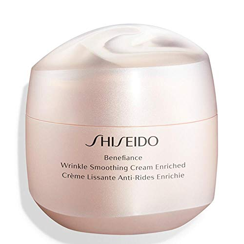 Shiseido Benefiance Wrinkle Smoothing Cream Enriched Gesichtscreme, 75 ml