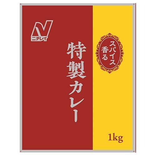 ニチレイ スパイス香る特製カレー 1000g×6袋入×(2ケース)