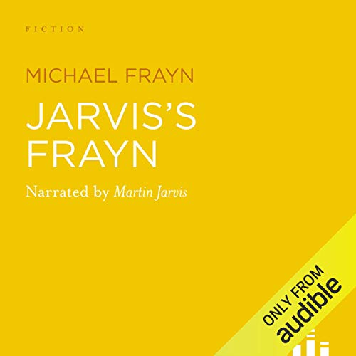 Jarvis's Frayn  By  cover art