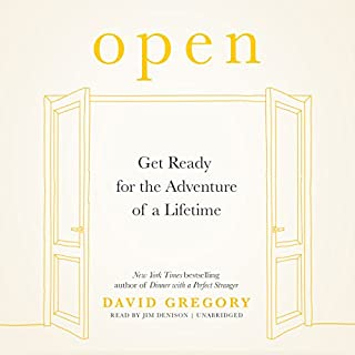 Open audiobook cover art