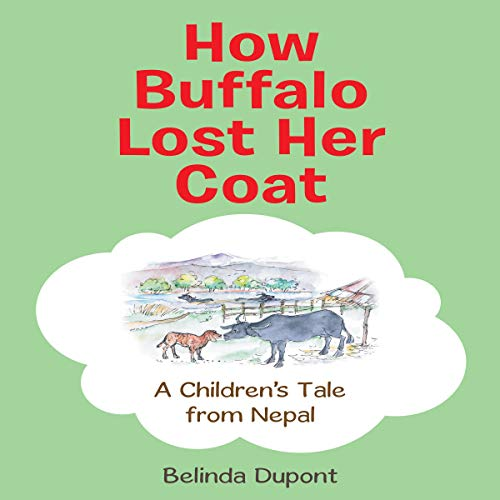 How Buffalo Lost Her Coat audiobook cover art