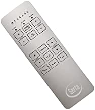 Ergomotion e4 Black Replacement Remote for Adjustable Bed