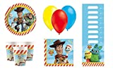 disney cumpleaños Toy Story - Kit de cumpleaños Toy Story - 8 Personas