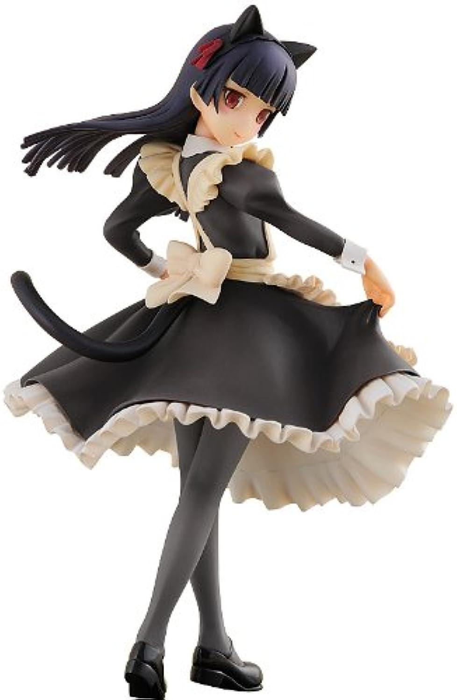 Ore no Imouto ga Konna ni Kawaii Wake ga Nai (Oreimo) Figur   Statue  Ruri Gokou   Kuroneko (Maid Version) 19 cm