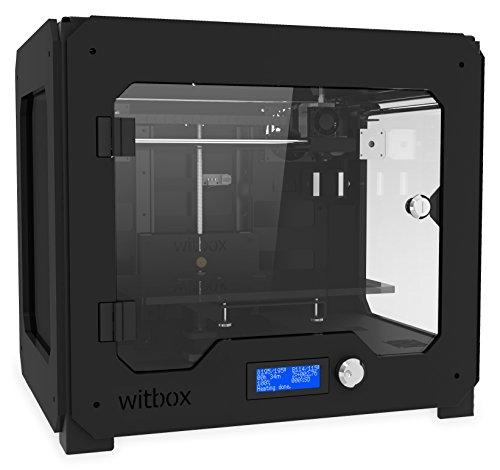 BQ Witbox - Impresora 3D, color negro