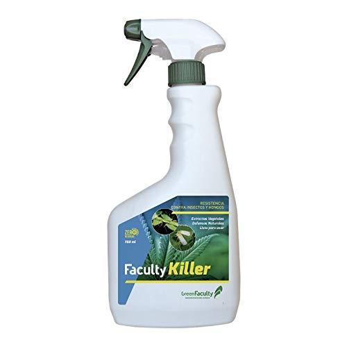 GreenFaculty Faculty Killer: INSECTICIDA, FUNGICIDA, ACARICIDA, ANTIPL