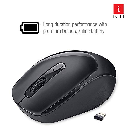 iBall Free Go G50 Feather-Light Wireless Optical Mouse