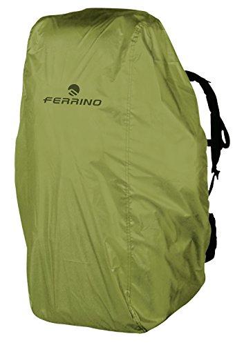 Ferrino Cover, Coprizaino Unisex Adulto, Verde, 45-90 Litri