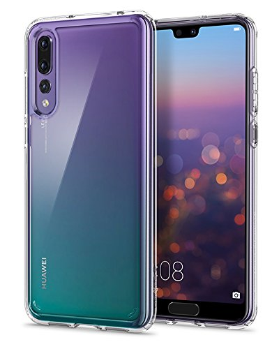 Spigen Cover Ultra Hybrid Compatibile con Huawei P20 PRO - Crystal Clear