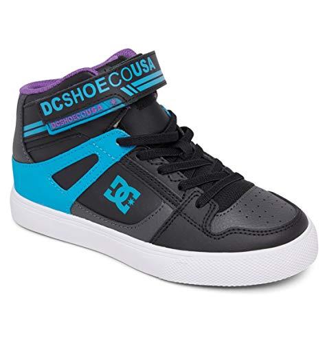 DC Shoes Pure High-Top EV - Chaussures en Cuir Montantes - Enfant