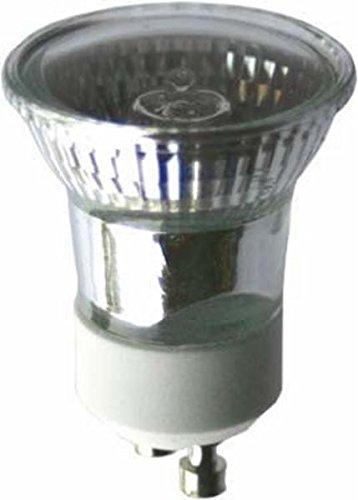 Scharnberger+Has. HV-Halogen-Reflektorlampe 42124 GU 10 220V 35W 30° Hochvolt-Halogenlampe mit Reflektor 4034451421240