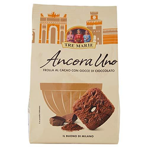 Tre Marie Ancora Uno Frolla al Cacao Congocce di Cioccolato, 300g