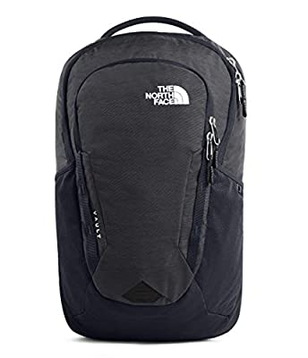 The North Face Vault Backpack, Urban Navy Light Heather/TNF White, Urban Navy Light Heather/TNF White, 0