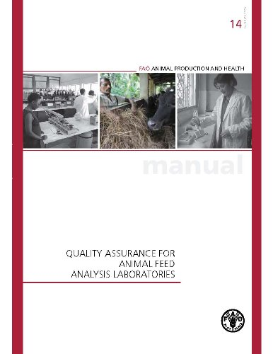 Quality Assurance for Animal Feed Analysis...