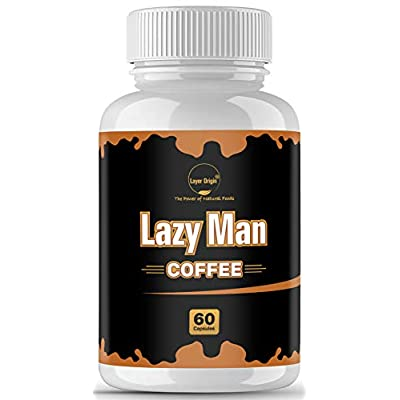 Lazy Man Coffee in Capsules, Take it Anytime, A...
