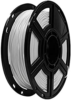FLASHFORGE® PLA 3D Printing Filament 1.75mm 0.5KG/Roll for Dreamer and Finder Series (White)