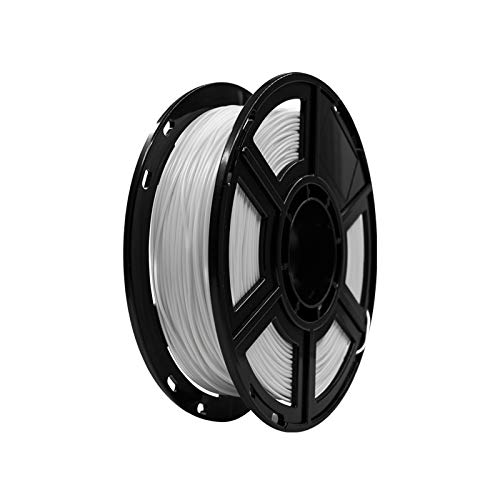 Flashforge® PLA-Filament für 3D-Drucker, 1,75 mm, 0,5 kg pro Rolle, für Dreamer und Finder Serie, weiß, 1