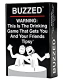 Buzzed - The Hilarious Party Game That Will Get You & Your Friends Tipsy