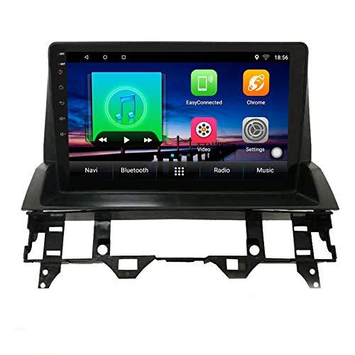 2G + 32G Android 10 estéreo de Coche para Mazda 6 2002 2003 2004 2005 2006 2007 2008 Radio de Coche Reproductor de vídeo Multimedia Navegación GPS