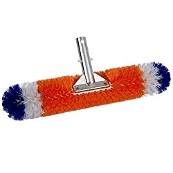 Blue Wave Wall and Floor Pool Brush