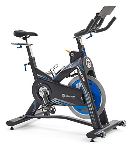 Horizon Fitness IC7.9 Content Ready Indoor Cycle, Repeatable...