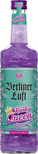 Berliner Luft Glitter Edition Kinky Queen Frische Pfefferminze & Cassis 0,7 Liter