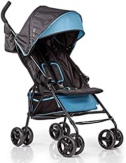 Summer Infant 3Dmini Convenience Stroller (Blue/Black)
