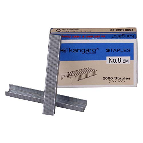 2000x 4 mm Heftklammern 6/4, Geräte-Typ Heftzange Regur 64 + Heftzange Juwel